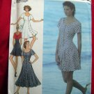 STYLE Pattern # 2079 UNCUT Misses Flared Dress & Culotte-Dress Size 6 8 10 12 14 16