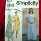 Simplicity Pattern # 7178 UNCUT Misses Jumper Dress & Knit Top Size 12 14 16