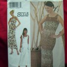 STYLE Pattern # 1003 UNCUT Misses Tank Top Long Dress  Size 8 10 12 14 16 18