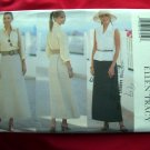 Butterick Pattern # 5545 UNCUT Misses Shirt Skirt Sizes 12 14 16 Ellen Tracy