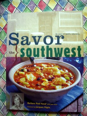SOLD! Savor the Southwest Cookbook PBS Cooking Show Recipes