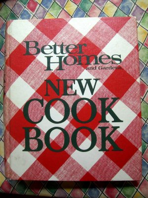 Sold vintage 1981 better homes and gardens new cookbook - Vintage better homes and gardens cookbook ...