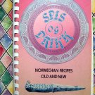 Rare Norwegian Cookbook Spis Og Drikk Norwegian Recipes Old and New