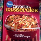 Pillsbury Favorite Casseroles Cookbook (and other one-dish recipes) HC