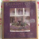 Cresent City Collection Cookbook SEALED! A Taste of New Orleans Louisiana  Junior League
