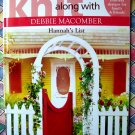 Knit Along with Debbie Macomber Hannah's List ~ 13 Knitting Projects ~ Leisure Arts