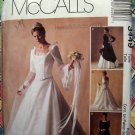 McCalls Pattern #3449 UNCUT Misses Renaissance  Bridal Gown Bridesmaid Dress Size 14 16 18