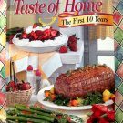 Best of Taste of Home The First 10 Years Cookbook 570 Recipes ~ HC 2004