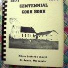 Vintage 1971 St James Minnesota Church Cookbook Scandinavian Albion Lutheran