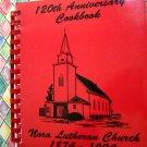 North Dakota Church Cookbook Nora Lutheran Church Circa 1994