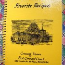 1982 St Paul Minnesota Church Cookbook Favorite Recipes