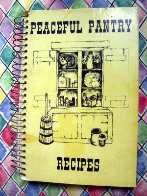 1975 Burnsville Minnesota Lutheran Church Cookbook & Swedish Recipes