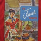 Vintage 1965 FRENCH COOKBOOK Culinary Arts Institute Booklet ~ 141 Recipes of France