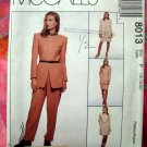 McCalls Pattern # 8013 UNCUT Jones New York  Misses Dress Jacket Skirt Pants Size 16 18 20