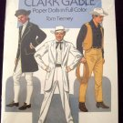 NEW ~ Sealed ~ Clark Gable & Vivien Leigh Paper Dolls in Color