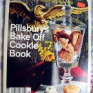 Vintage 1967 Pillsbury Bake Off Cookbook Recipes for JUST COOKIES!!