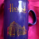 Harrods Dept Store Knightsbridge Mug Stoneware Made in Scotland