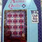 Animas Quilts ~ Quilt Shop Series Durango, Colorado Quilting Instruction Book