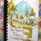 The Pastors' Wives Cookbook ~ Church & Potluck Recipes