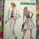 Vogue Pattern # 7167 UNCUT Misses/Misses Petite Jacket, Top, Skirt and Pants Size 14 16 18
