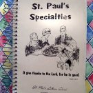 Fairmont Minnesota Lutheran Church Cookbook Vintage 1970 MN