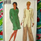 Style Pattern # 2540 UNCUT Misses Jacket Skirt Pants Sizes 8 10 12 14 16 18