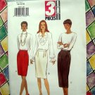 Butterick Pattern # 3568 UNCUT Skirt Size 12 14 16