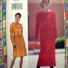 Butterick Pattern # 3551 UNCUT Misses Dress Stretch Knits ~ Size 6 8 10 12  Fast & Easy