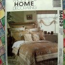 McCall's Pattern # 4629 UNCUT ~ Home Decorating Bedroom