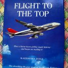 Flight To The Top Northwest Airlines History Book NWA
