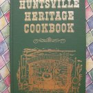 Huntsville Heritage Cookbook HC Junior League Recipes Alabama