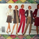 Butterick Pattern # 3562 UNCUT Misses /Misses Petite Jacket Top Skirt Pants Sizes 14 16 18