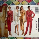 Butterick Pattern # 3203 UNCUT Misses Jacket, Dress, Top and Pants Size 6 8 10