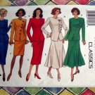 Butterick Pattern #3157 UNCUT Misses Top and Skirt Sizes 8 10 12