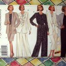 Butterick Pattern # 3258  UNCUT Misses Jacket, Skirt, Top & Pants Size 6 8 10