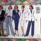 Butterick Pattern #3255 UNCUT Misses Jacket Blouse Skirt Pants Sizes 6 8 10