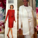 Butterick Pattern # 3555 UNCUT Misses Jacket & Dress Size 6 8 10