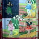 Simplicity Pattern # 2547 UNCUT Sexy Wizard of Oz Misses Women's Costume Sizes 18 20 22 24