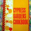 Cypress Gardens Cookbook St Paul's Episcopal Chuch Florida FL