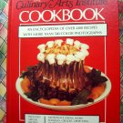 Huge CULINARY ARTS INSTITUTE Cookbook & ENCYCLOPEDIA with 4,447 RECIPES