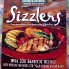 Chatelane Sizzlers: Cookbook ~200 BBQ  Barbecue Recipes with Indoor Methods