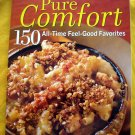 Rare Weight Watchers Cookbook PURE COMFORT Recipes