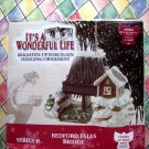 It's (Its) A Wonderful Life The BRIDGE Ornament George Bailey VERY RARE Enesco Series 2 II