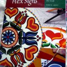 PA Dutch Hex Signs Tips Tools Techniques for Painting Instruction Book