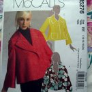 McCalls Pattern # 5276 UNCUT Misses Jacket Size 14 16 18 20