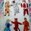 Butterick Pattern #P 448 UNCUT Toddler Childs Costume ~Puppy Dog Dinosaur Tiger  Size 1 2 3 4 5 6