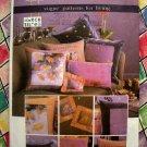 Vogue Pattern # 7444 UNCUT Pillow Covers