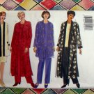 Butterick Pattern # 6276 UNCUT Misses Jacket / Duster Top Skirt Pants Size 22 24 26