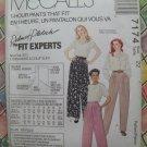 McCalls Pattern # 7174 UNCUT Misses Misses Pull-On Pants Size 22