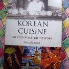 Korean Cuisine Cookbook HCDJ  Illustrated History & Recipes of Korea